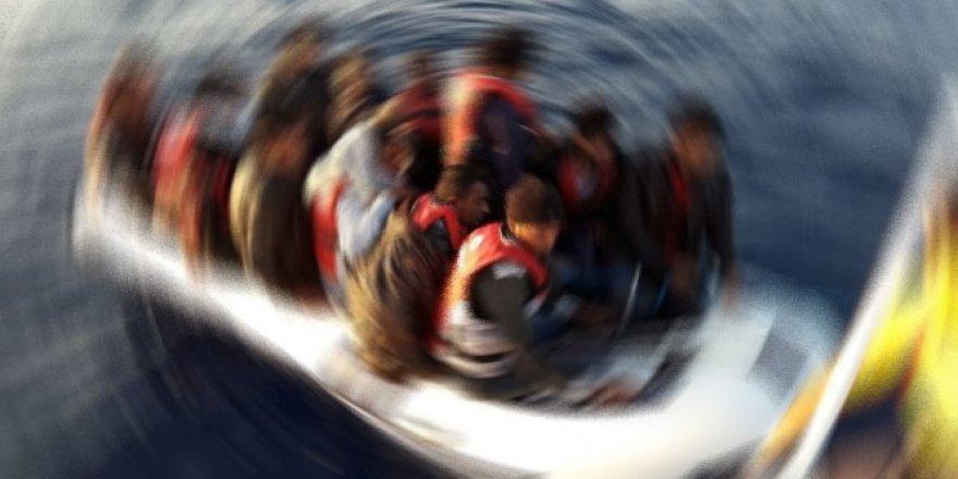 İtalyan sahil güvenlik ekipleri, 6 bin 500 mülteci kurtarıldı