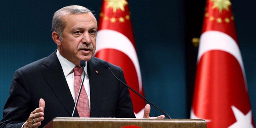 Cumhurbakanı Erdoğan: 'FETÖ ve DAİŞ gibi örgütlere karşı uyanık olmalıyız'