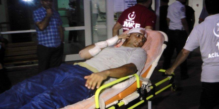 Karabük, Safranbolu 125. Jandarma Eğitim Alayı'nda kavga: 10 yaralı