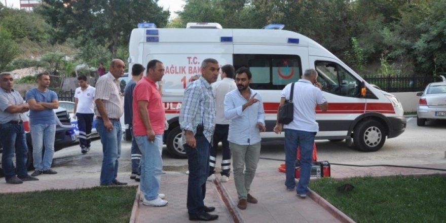 Tekirdağ, Çerkezköy'de bir polis kayınpederini öldürdü!