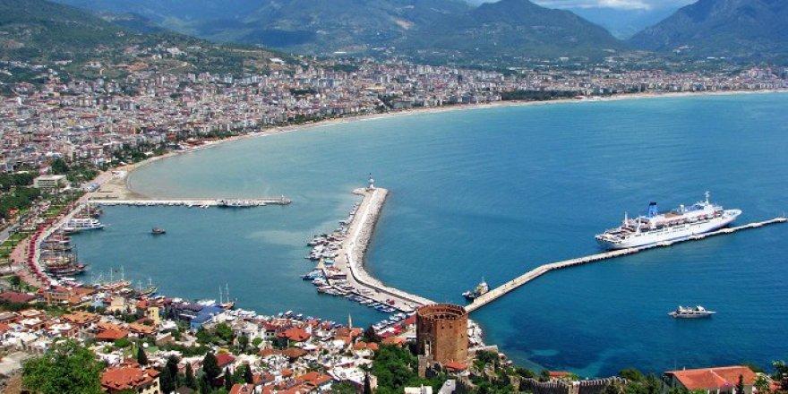 Türkiye'ye gelen turist sayısında düşüş