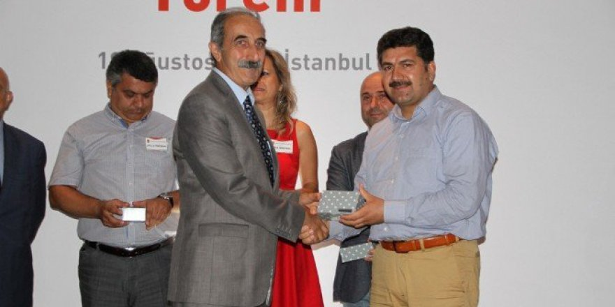 Tgc'den Gazeteci Celal Çiftçi'ye Ödül