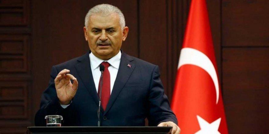 Başbakan Binali Yıldırım: Efkan Ala görevini bıraktı