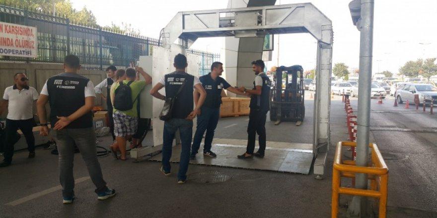 Atatürk Havalimanı'nda yeni dönem! Araçlar da X-ray'den geçecek..