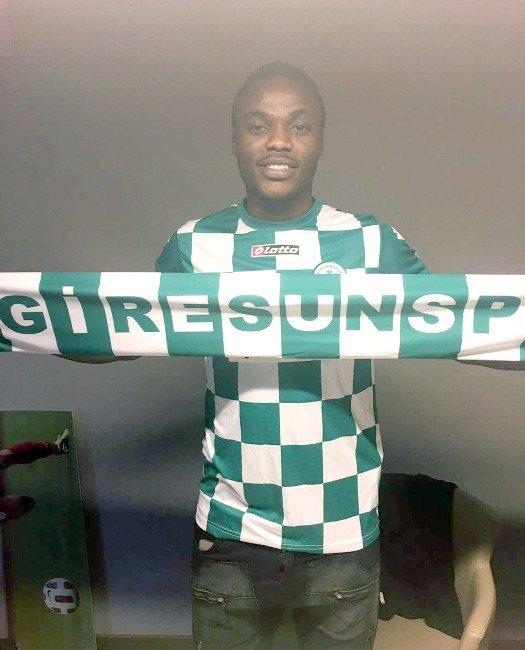 Giresunspor, Aradığı Forveti Nijerya'da Buldu