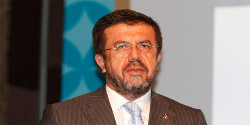 Ekonomi Bakanı Nihat Zeybekci: TL ve Ruble kullanılması için görüşülüyor..