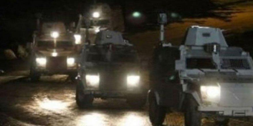 Van'da polis aracına bombalı saldırı