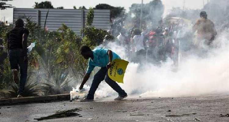 """Fransa'dan, Gabon'a """"Şiddeti sonlandırın"""" çağrısı"""