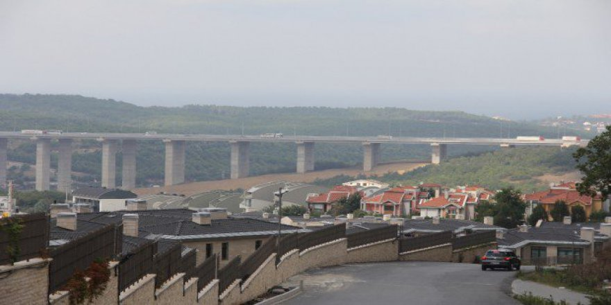 Yeni köprü bölgedeki konut fiyatlarını artırdı