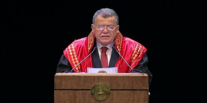 Yargıtay Başkanı da Batı'yı hedef aldı