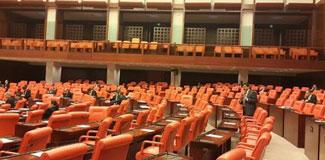 TBMM'de Anayasa Değişikliği Teklifi 7. Maddesi 340 Oyla Kabul Edildi
