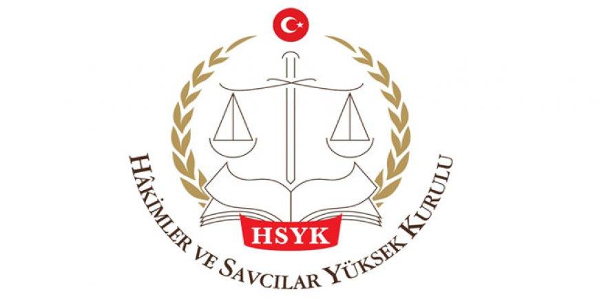 HSYK'dan flaş karar! 543 hakim ve savcının ihracına karar verdi!