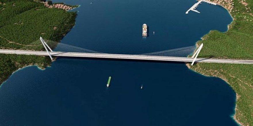 Çanakkale 1915 Köprüsü için tarih verdi