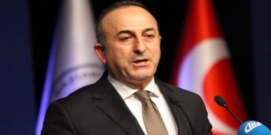 """Bakan Mevlüt Çavuşoğlu: """"Avrupa Birliği'nde Maalesef Çok Ciddi Prosedürler Var"""""""