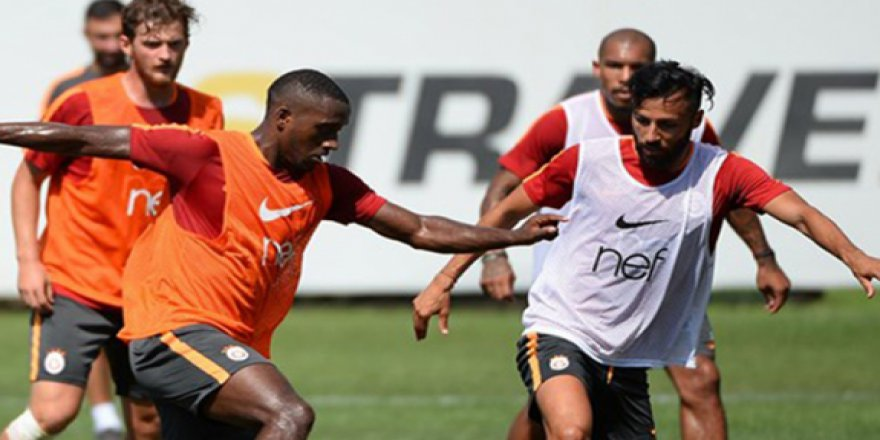 Galatasaray'da Kayserispor mesaisi sürüyor