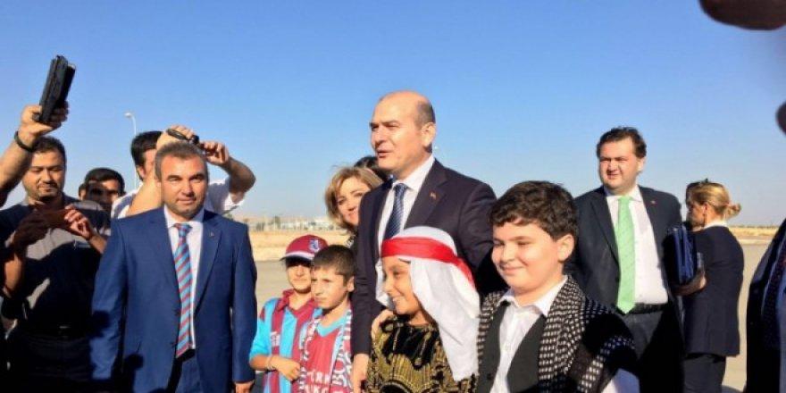 İçişleri Bakanı Soylu ilk ziyaretini Mardin'e yaptı