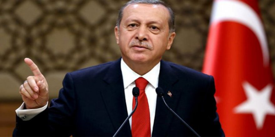 Cumhurbaşkanı Erdoğan'dan Flaş FETÖ açıklaması