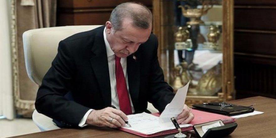 Erdoğan, Gelir Vergisi Kanununda Değişiklik Yapılmasına Dair Kanunu Onayladı