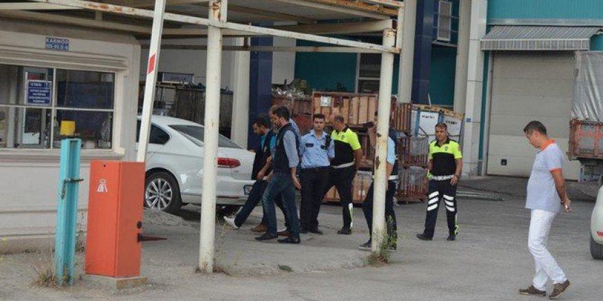 Bolu'da Fabrika Müdürü Nazmi Uysal FETÖ'den Gözaltına Alındı