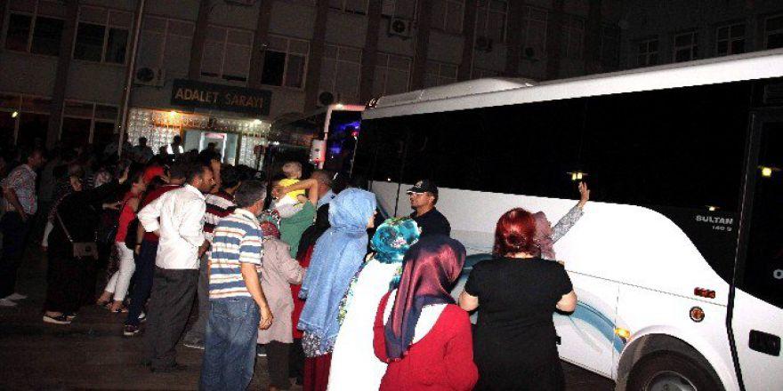 Aydın'da 414 Kişi Tutuklandı, 1044 Personel Görevden Uzaklaştırıldı