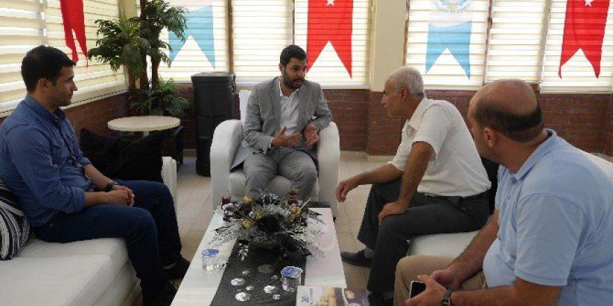 Haliliye Belediyesi Eylül Ayı Halk Günü Toplantısı Yapıldı