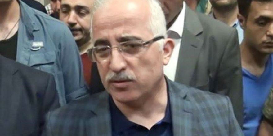 Vali Güngör Azim Tuna'dan Sınır Açıklaması