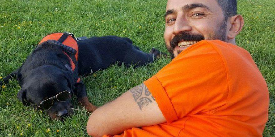 Ercan Ünal Kayıp Köpeğini Sosyal Medya Aracılığıyla Buldu