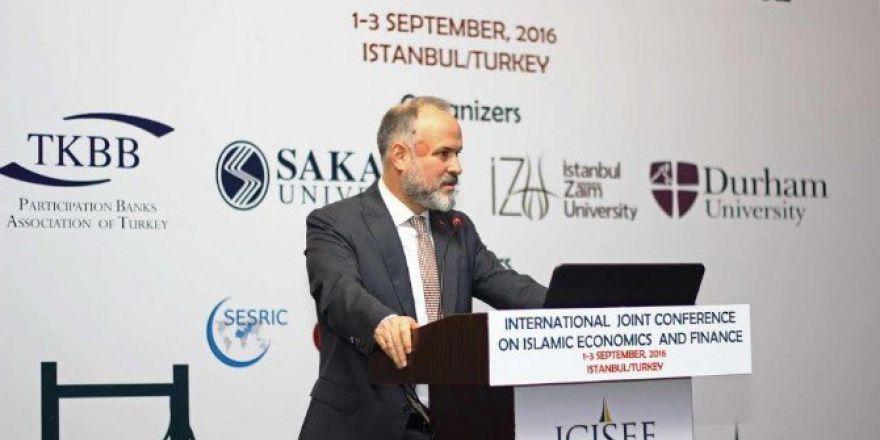 Uluslararası İslam Ekonomisi Ve Finansı Kongresi (Ijcıef) Başladı