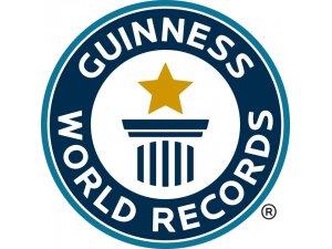 Vahdet Çalışkan Guiness Rekorlar Kitabı'na Girdi