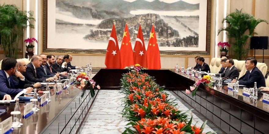 Türkiye İle Çin Arasında 4 kritik Anlaşma İmzalandı