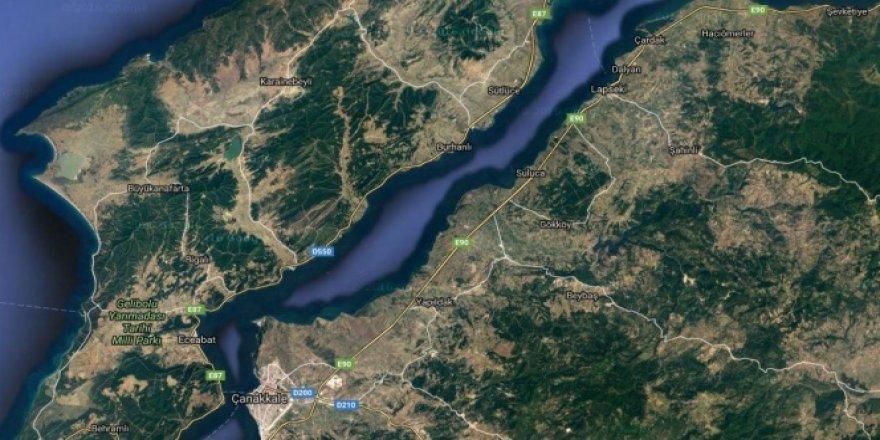 Çanakkale'de köprü heyecanı: 'Çanakkale 1915 Köprüsü' için tarih verildi!