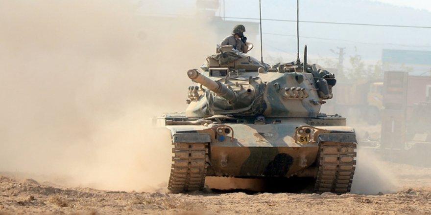 Türk Tankları Çobanbey'e girdi! Suriye'de ikinci cephe..
