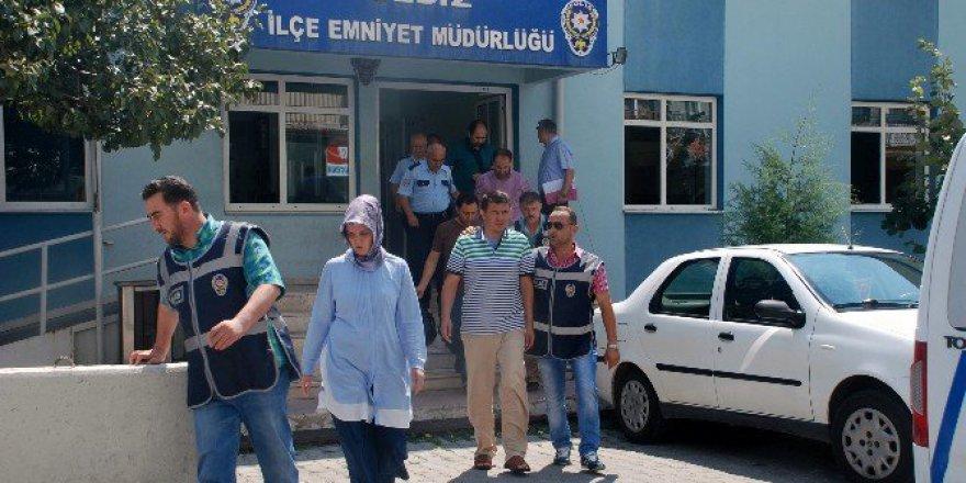 Kütahya, Gediz'de Fetö Operasyonu: 4 Kişi Tutuklandı