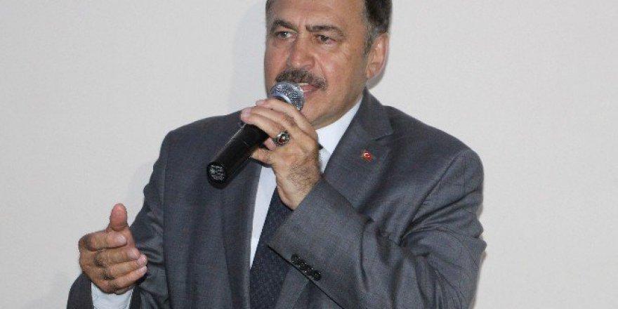 Bakan Veysel Eroğlu'ndan Silopililer'e Su Müjdesi