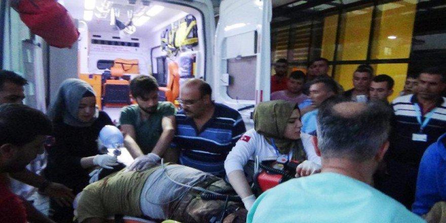 Suriye, Çobanbey'de Yaralanarak Kilis'e Getirilen 6 Suriyeli'den 1'i Öldü
