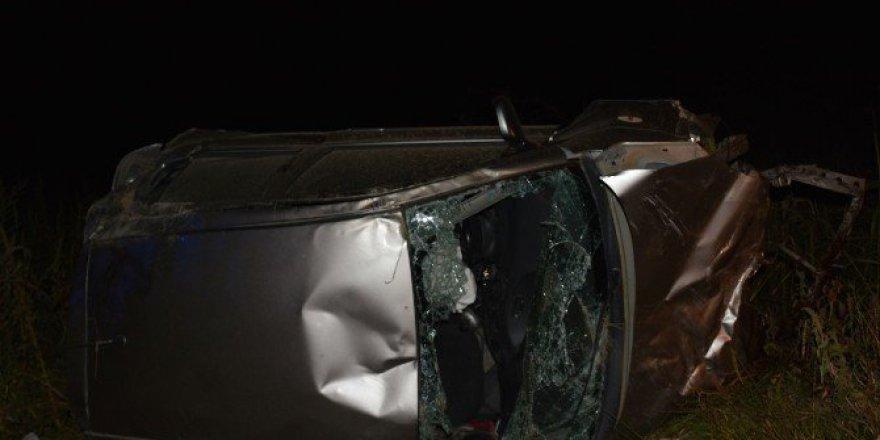 Tokat Erbaa'da Trafik Kazası: 5 Yaralı