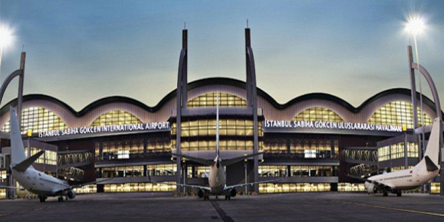 Antalya'ya hava yoluyla gelen turist sayısında yüzde 47'lik kayıp