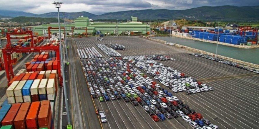 Ağustos ayında otomotiv ihracatında çifte rekor