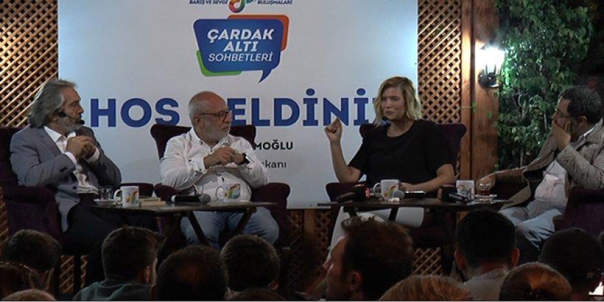 Türk Edebiyatının 3 Dev yazarı Bir Arada