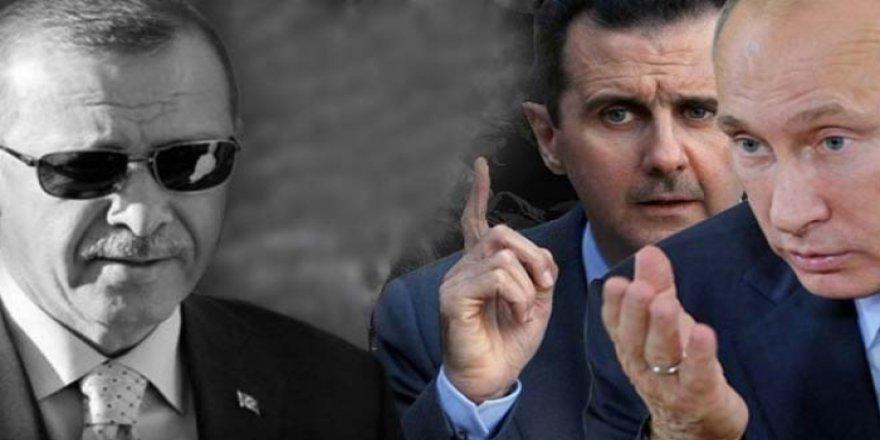 Putin: Suriye'de Ateşkes Sağlandı