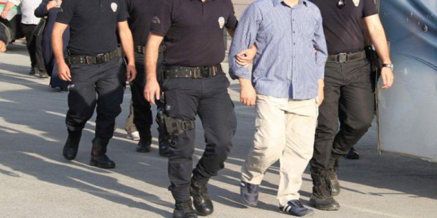 Tekirdağ'da FETÖ'den 8 kişiye gözaltı!