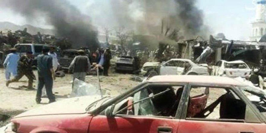 Afganistan'da Yardım Vakfına Bombalı Saldırı