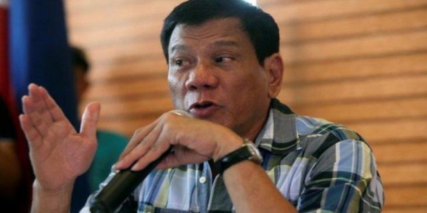 Filipinler ABD Devlet Başkanı Obama'ya Küfretti