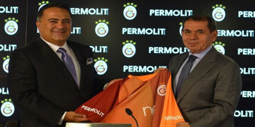 Galatasaray'a Bir Sponsor Daha