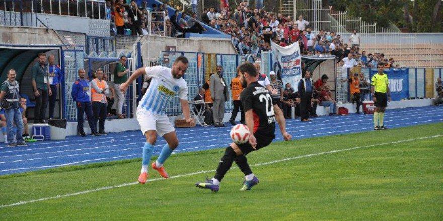 Ziraat Türkiye Kupası'nda Kütahyaspor İkinci Tura Yükseldi!