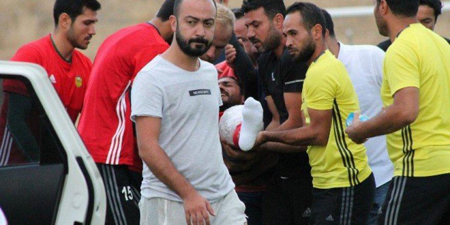 Yeni Malatyaspor Kalecisi Vedat Kapurtu'nun Tedavisine İzmir'de Başlanacak