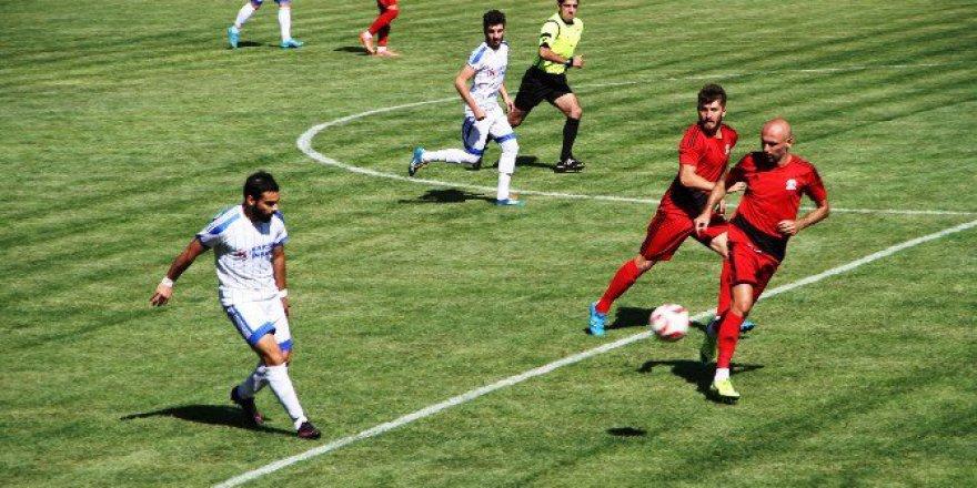 Van Büyükşehir Belediyespor, Ziraat Türkiye Kupasına Veda Etti