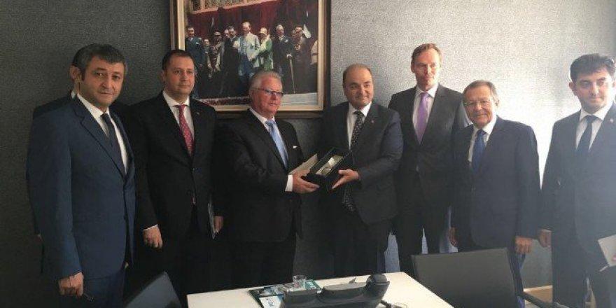 120 Bin Euro'luk Dev Yatırım Ankara'da Destek Gördü