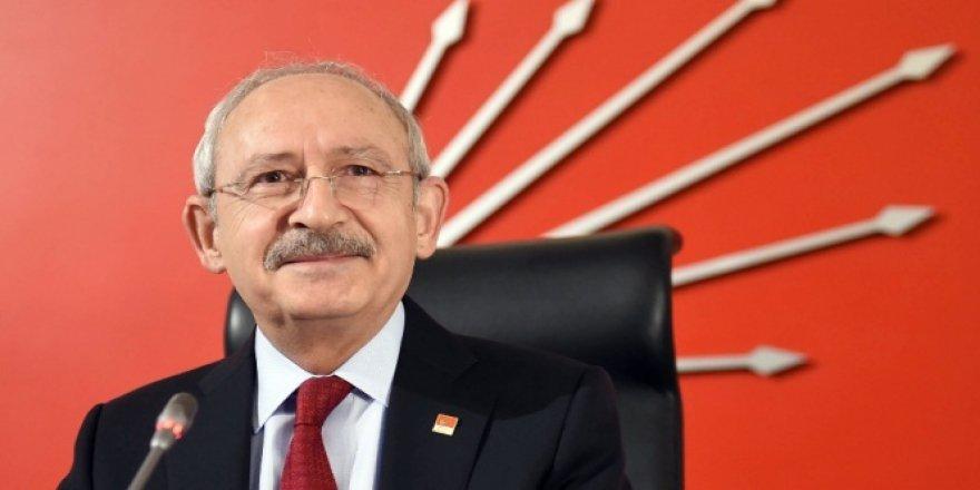 Kılıçdaroğlu, KESK heyetiyle görüştü!