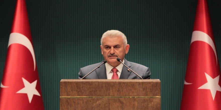 Başbakan Binali Yıldırım, terörle mücadelede yeni dönemi anlattı!